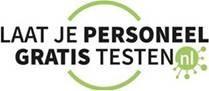 Laat je personeel gratis testen